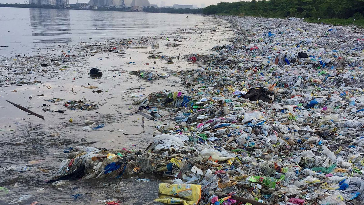 World's plastic waste crisis to worsen after China import